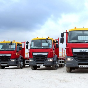 Generation UK expand their delivery capacity with new DAF trucks