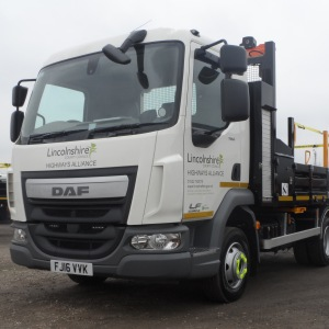 Thirty-two Tippers for Essential Fleet Services